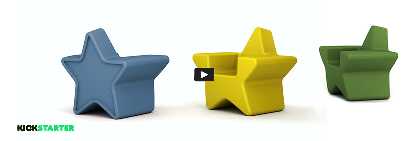 Roberto-Paoli_Little-Star-Chair-Kickstarter.com